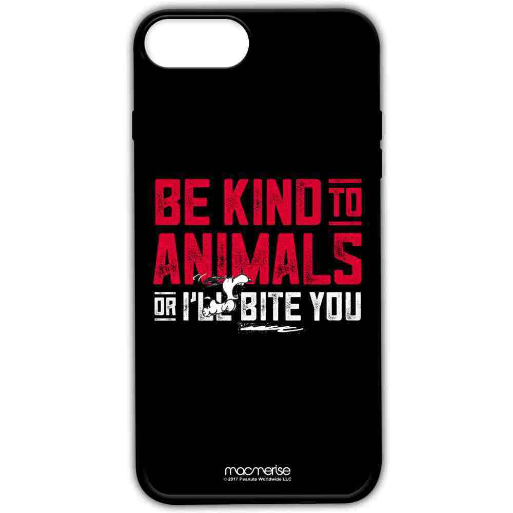 Be Kind to Animals  - Lite Case for iPhone 7 Plus