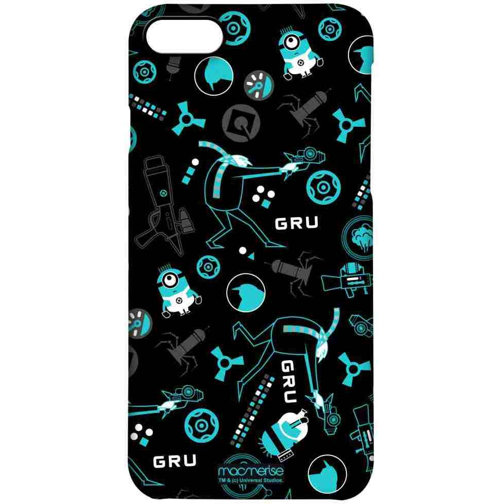 Gru Mania Teal - Pro Case for iPhone 7