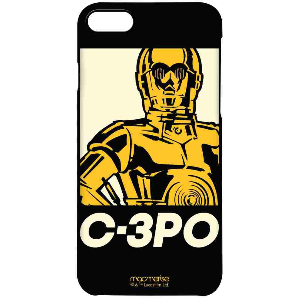 Iconic C3PO - Pro Case for iPhone 7