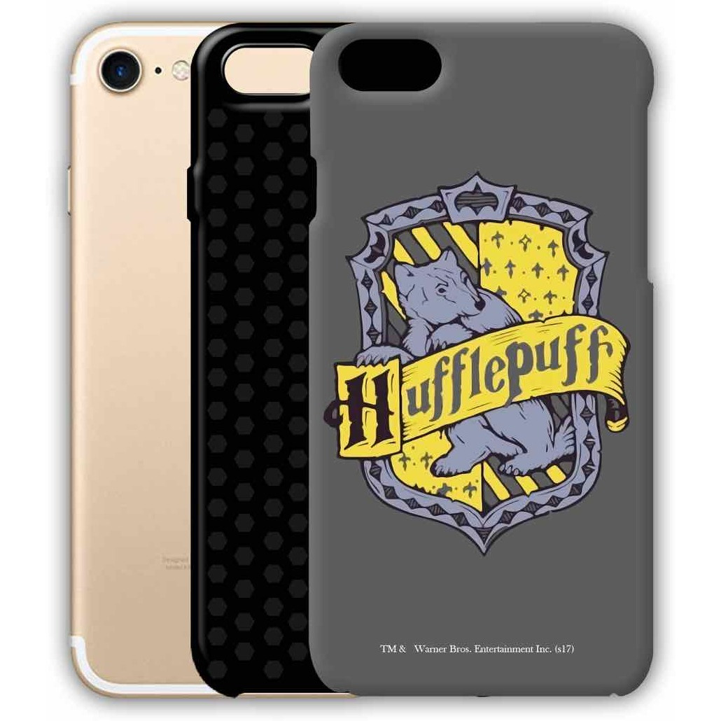 Crest Hufflepuff - Tough Case for iPhone 7