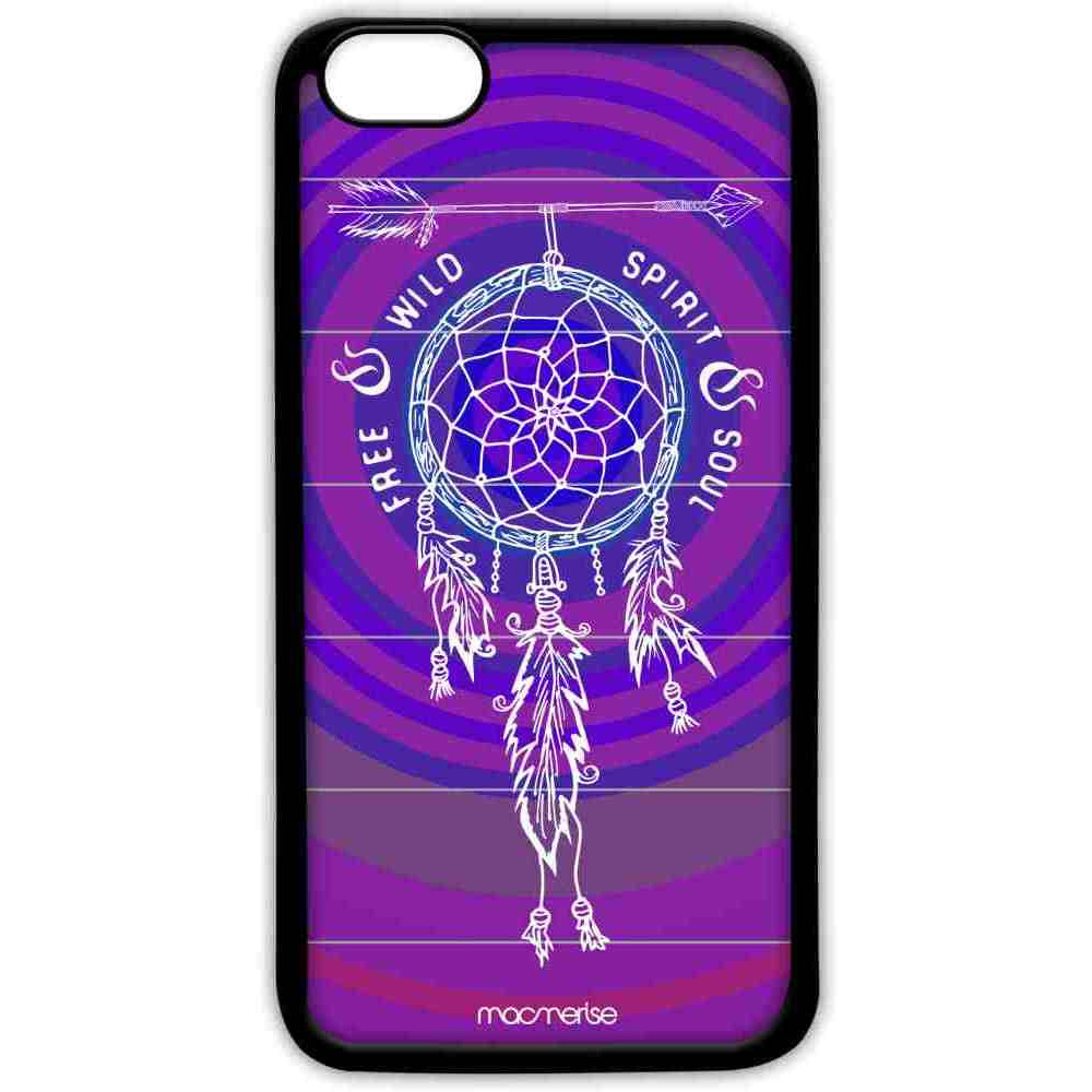 Free Spirit Pink Purple - Lite Case for iPhone 7