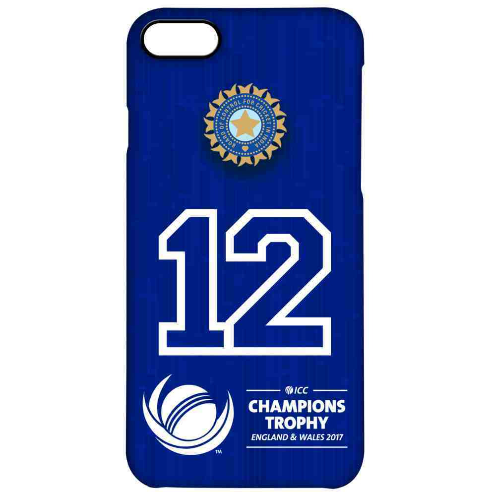 India Number 12 - Pro Case for iPhone 7
