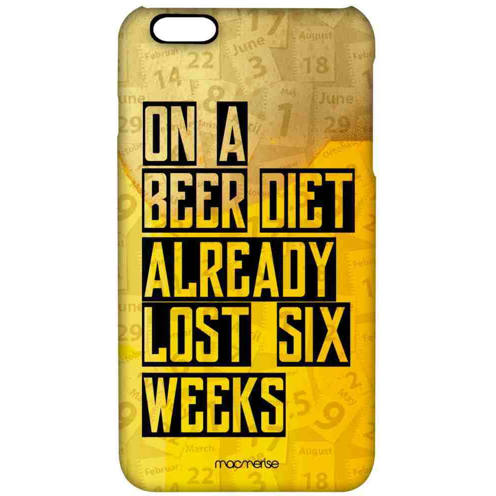 Beer Diet - Pro Case for iPhone 6S Plus