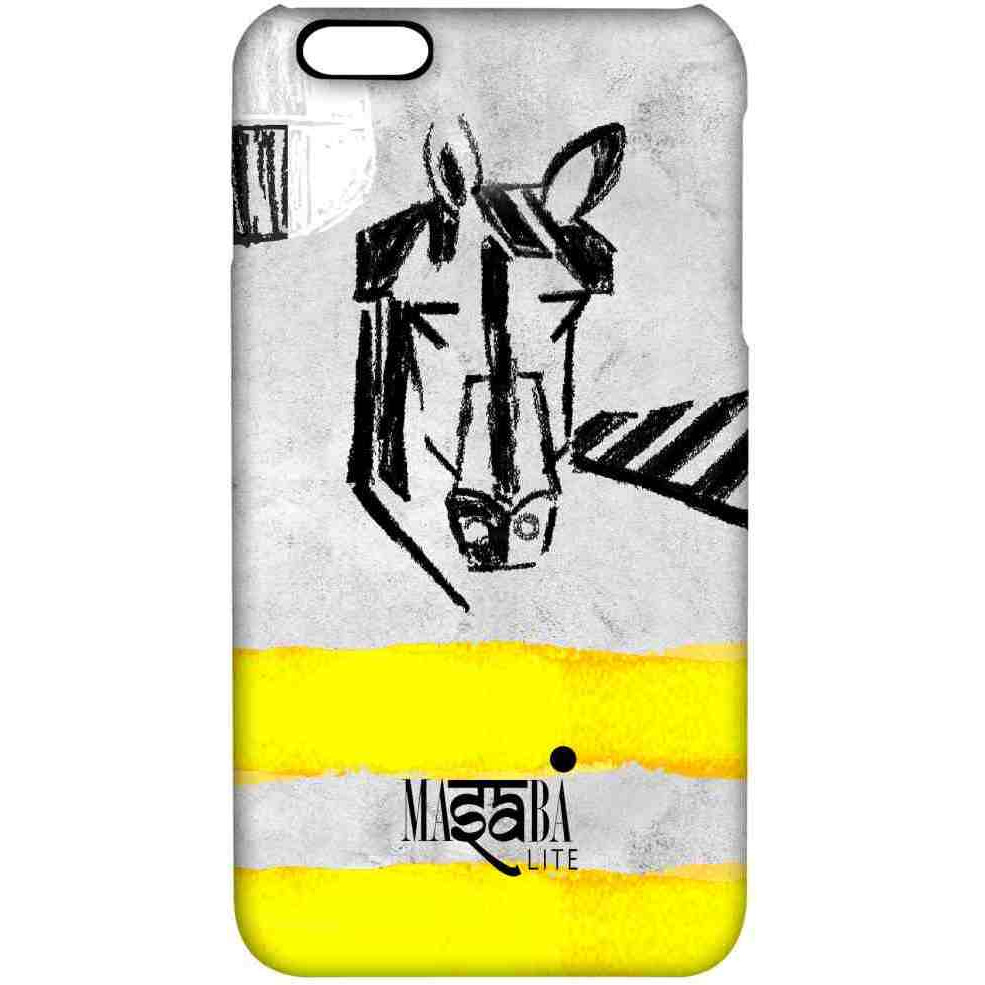 Masaba Yellow Horse - Pro Case for iPhone 6S Plus