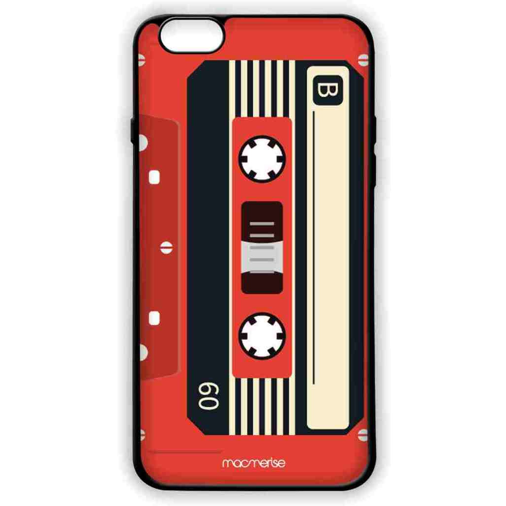 Casette Red - Lite Case for iPhone 6S Plus