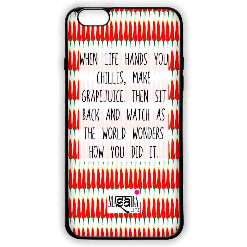 Masaba Chilli Theory - Lite Case for iPhone 6S Plus