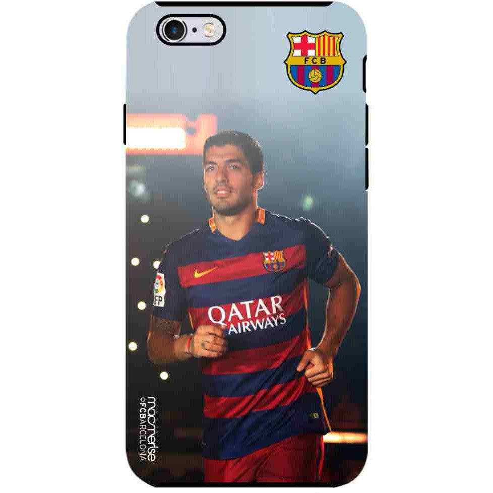 Strike Suarez - Tough Case for iPhone 6S Plus