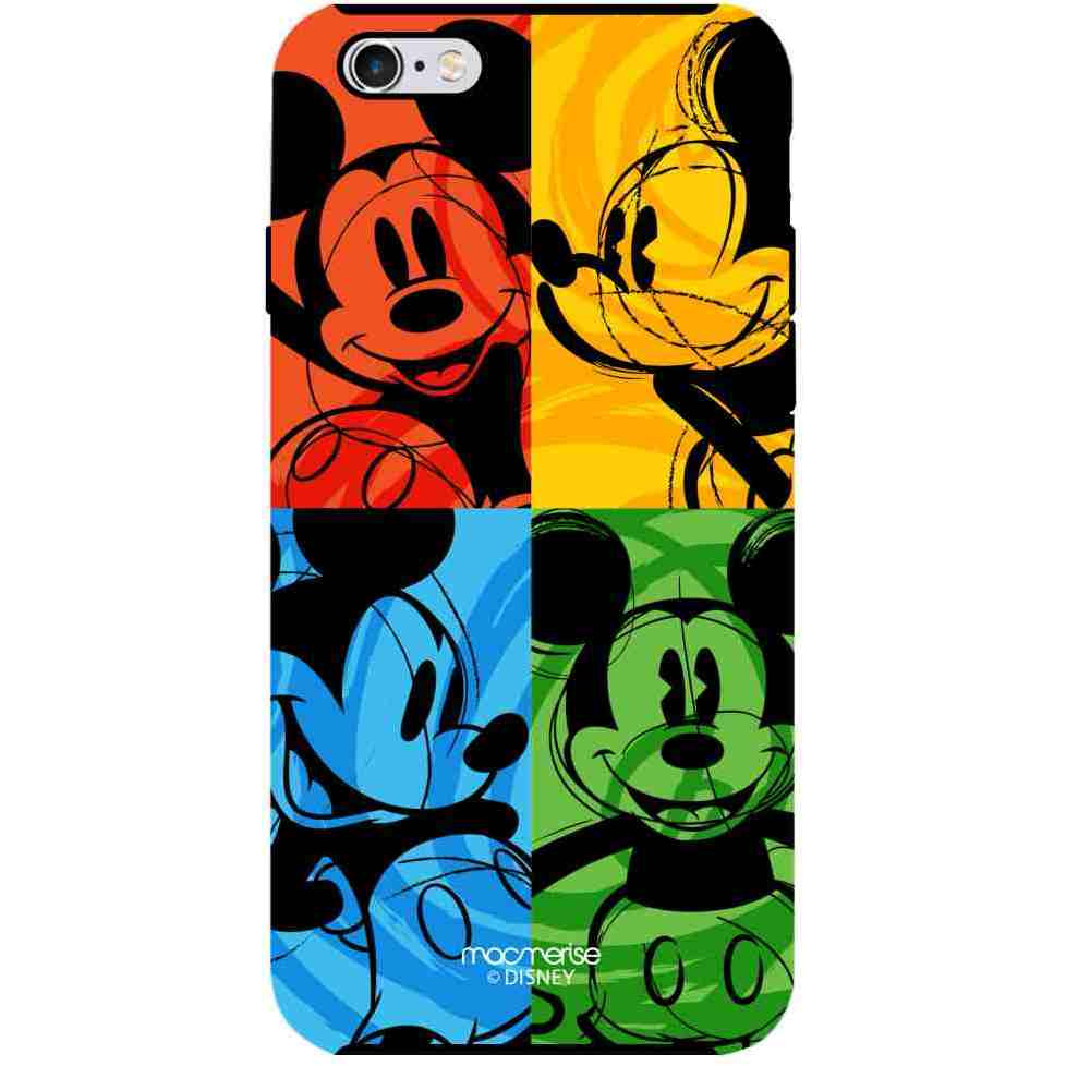 Shades of Mickey - Tough Case for iPhone 6S Plus