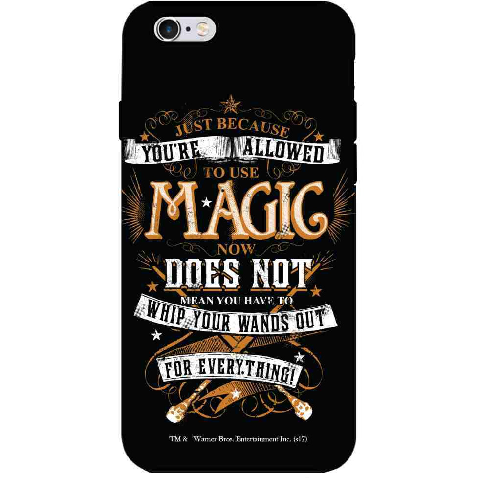 Wand Wisdom  - Tough Case for iPhone 6S Plus