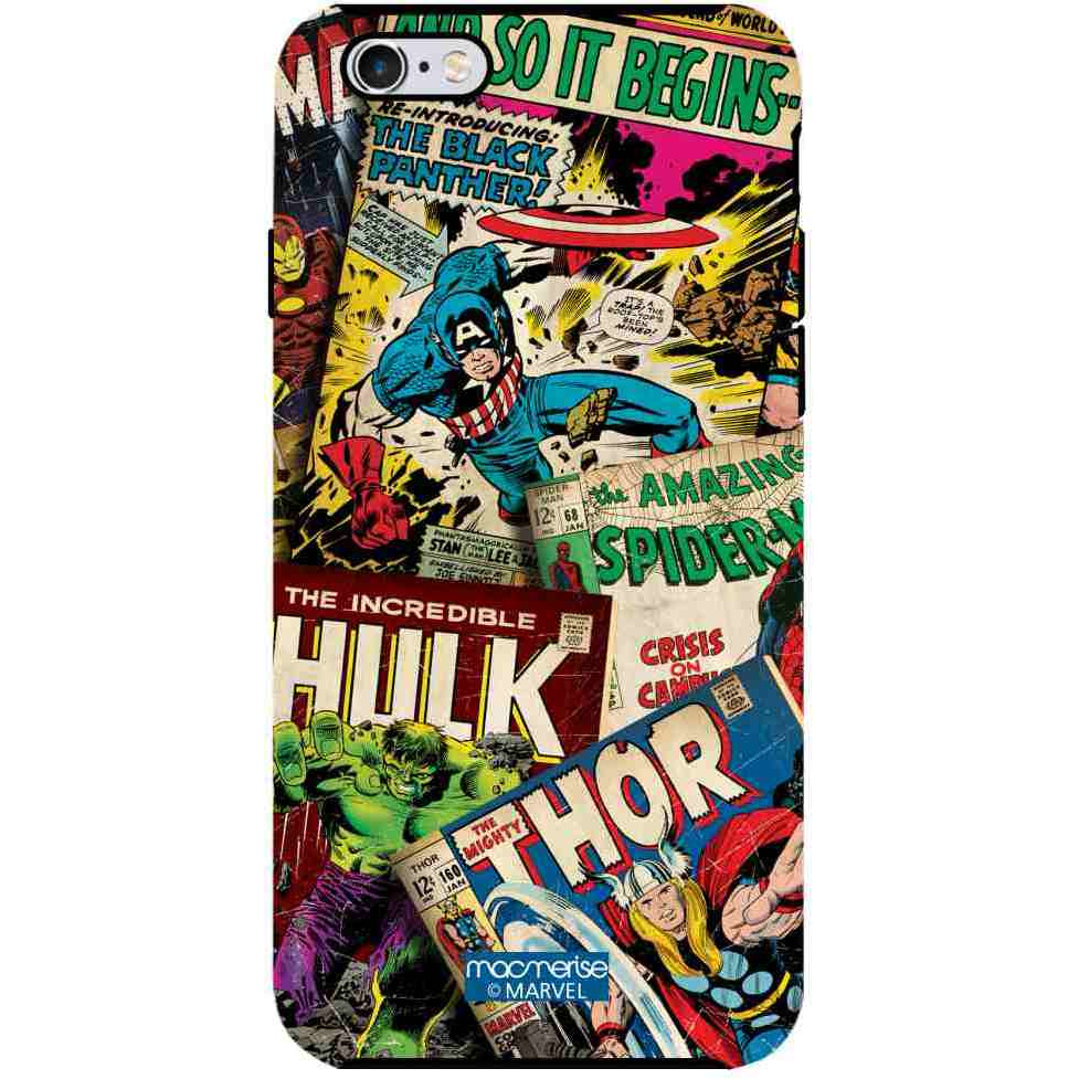 Marvel Comics Collection - Tough Case for iPhone 6S Plus