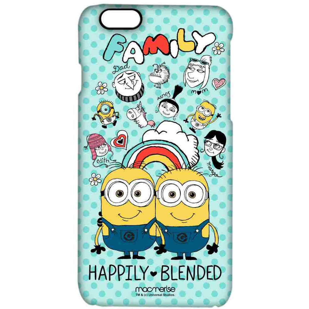Happily Blended Teal - Pro Case for iPhone 6S