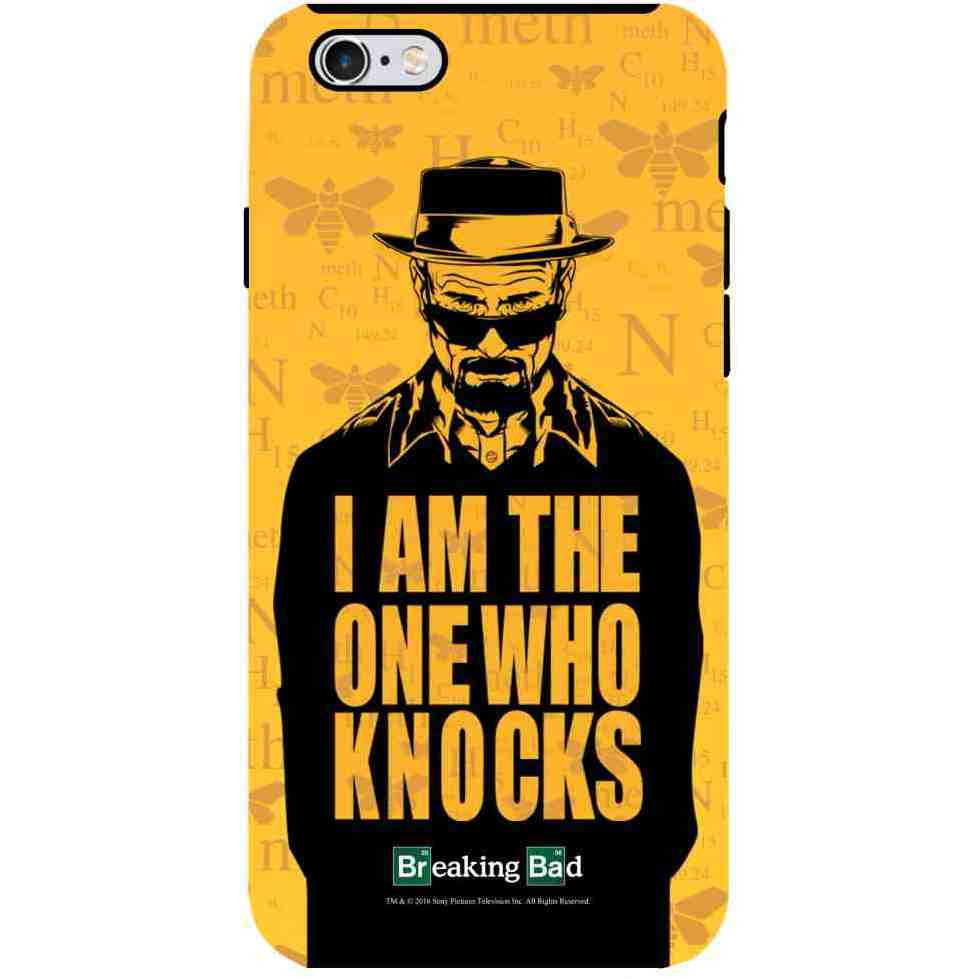 The One who Knocks  - Tough Case for iPhone 6S