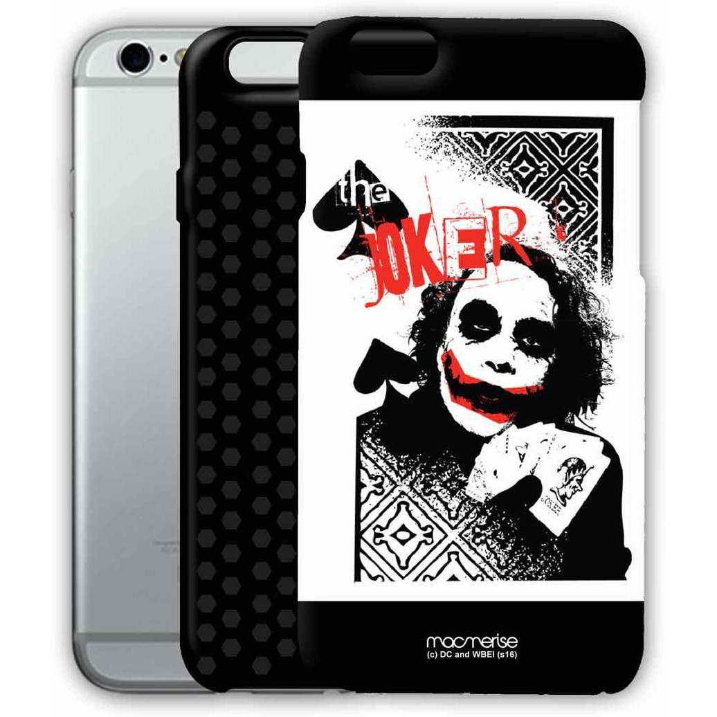 Joker Card - Tough Case for iPhone 6S