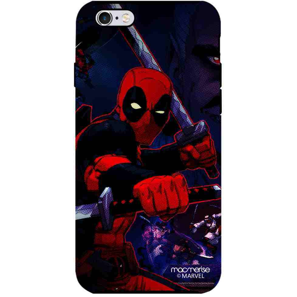 Deadpool Attack - Tough Case for iPhone 6S