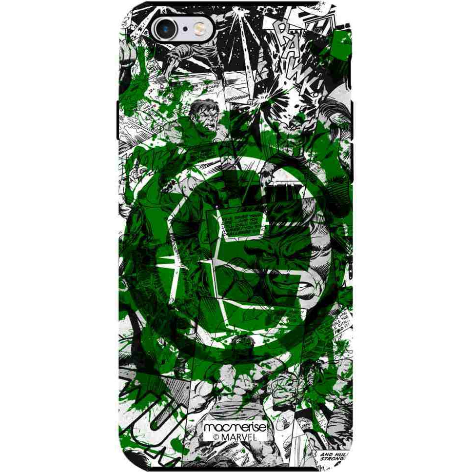 Splash Out Hulk Fist - Tough Case for iPhone 6S