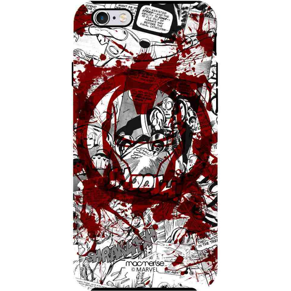 Splash Out Ironman - Tough Case for iPhone 6S