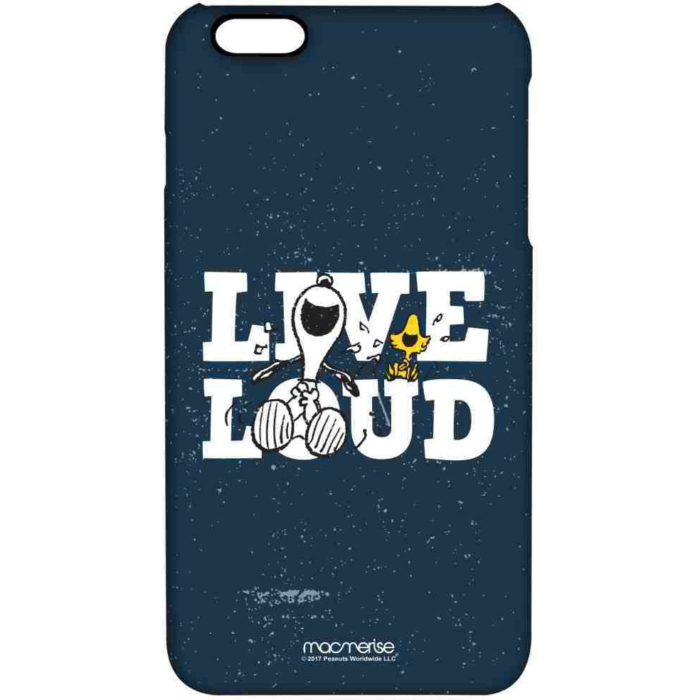 Live Loud Blue  - Pro Case for iPhone 6 Plus