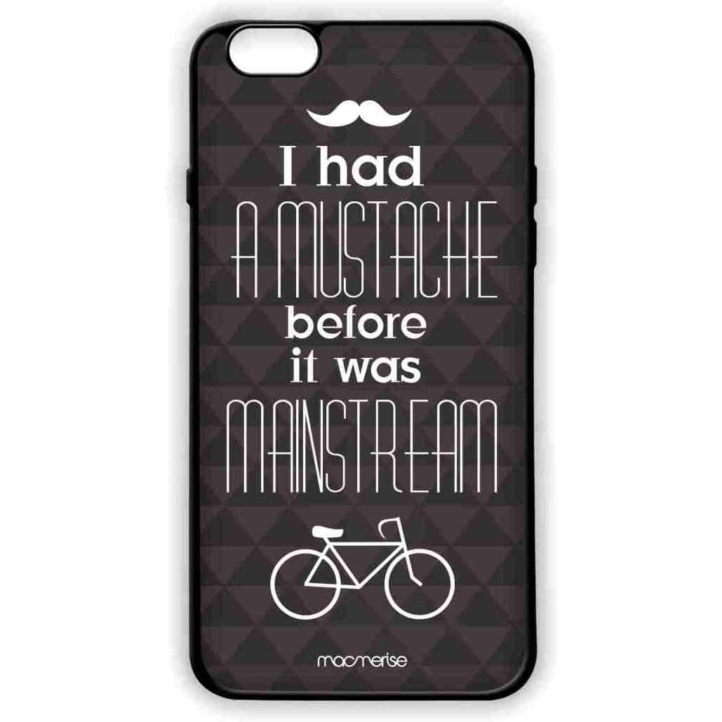 Mainstream Moustache - Lite Case for iPhone 6 Plus