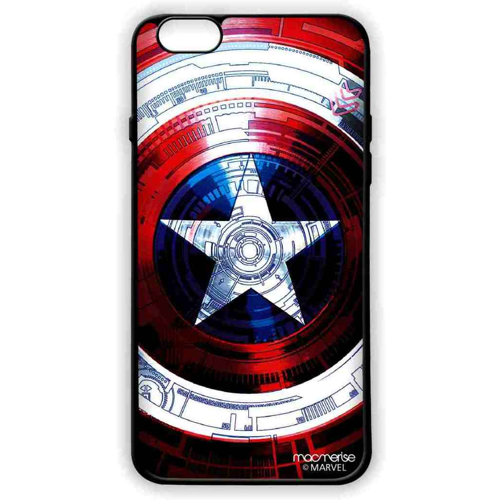 Captains Shield Decoded - Lite Case for iPhone 6 Plus