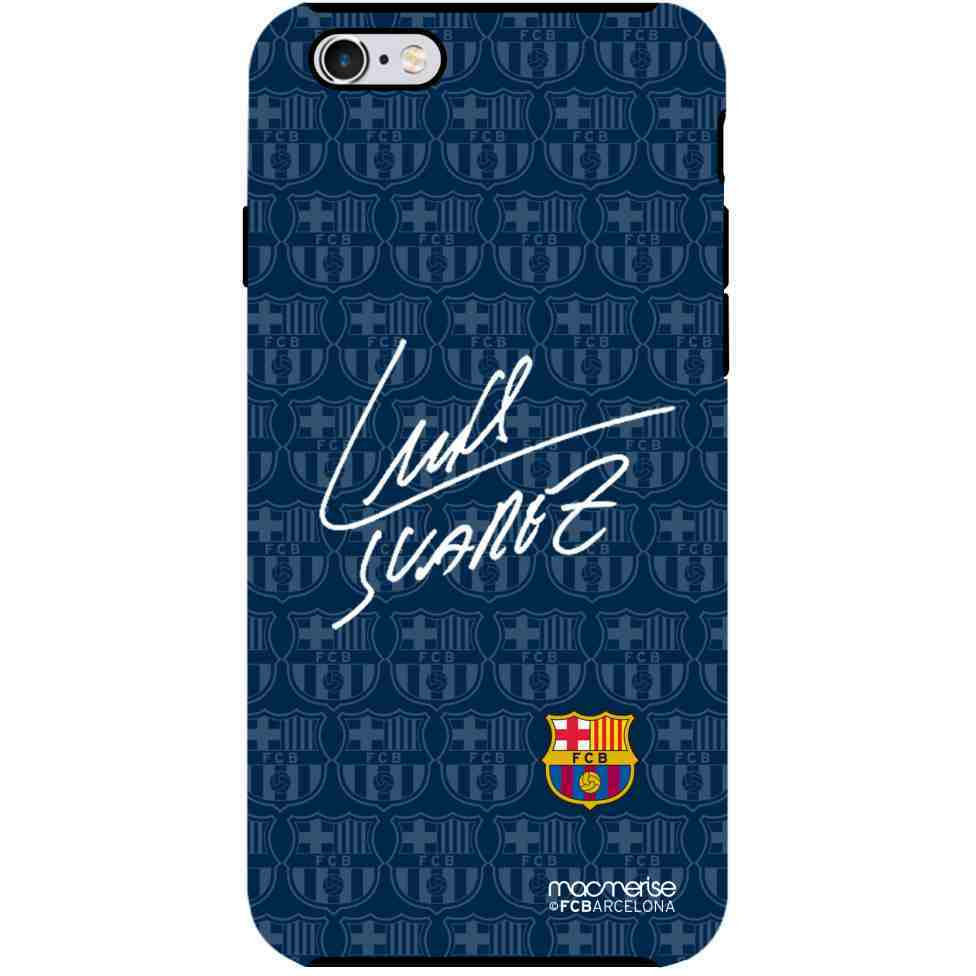 Autograph Suarez - Tough Case for iPhone 6 Plus