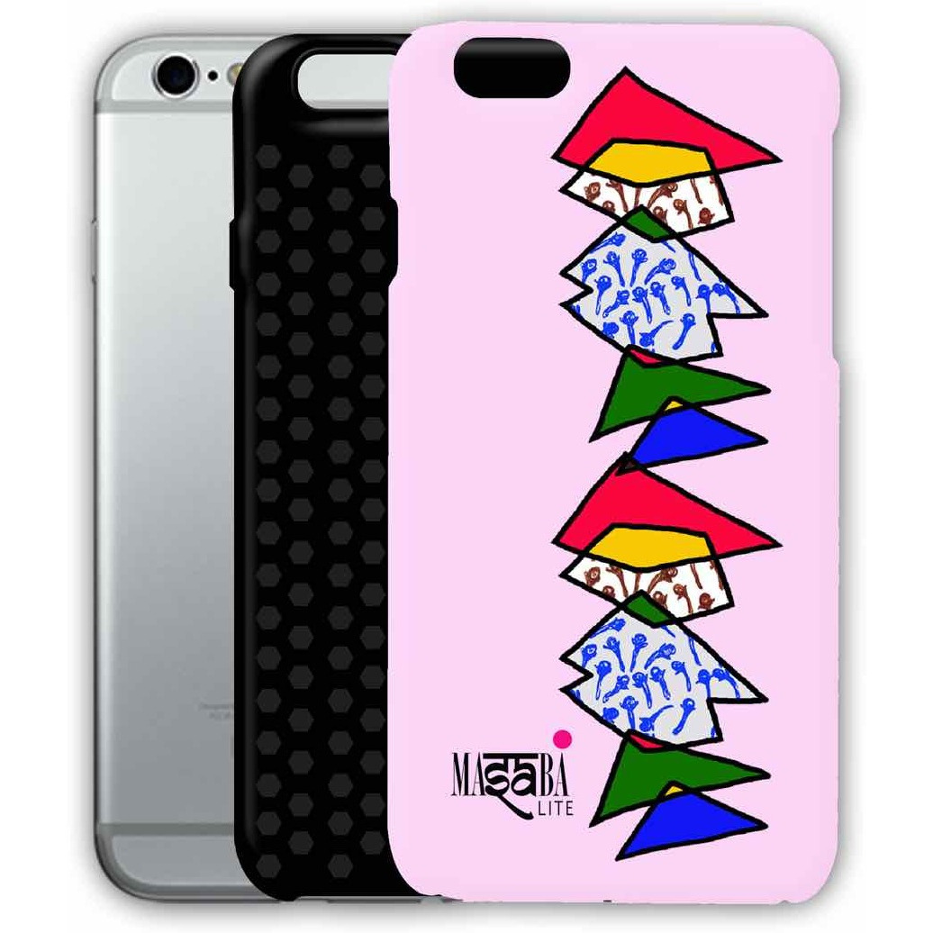 Masaba Abstract Art - Tough Case for iPhone 6 Plus