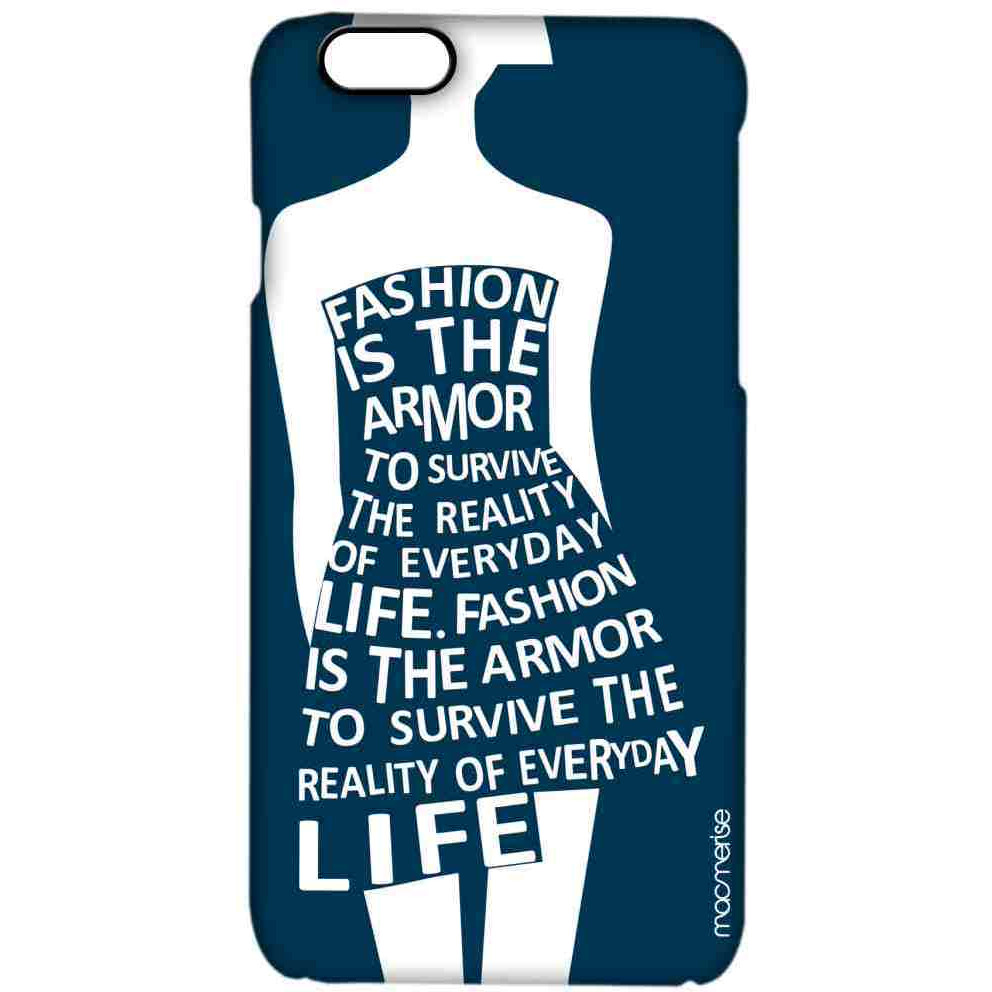 Fashionista Diaries - Pro Case for iPhone 6