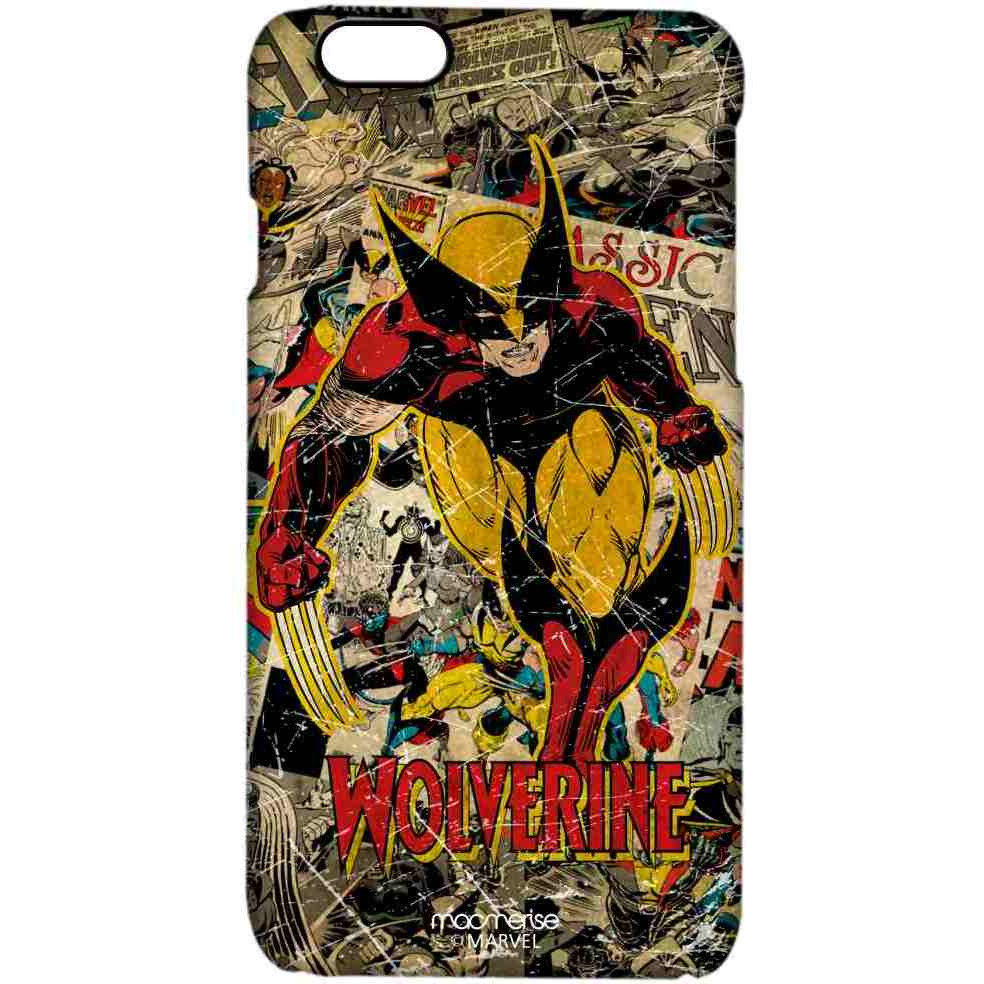 Comic Wolverine - Pro Case for iPhone 6