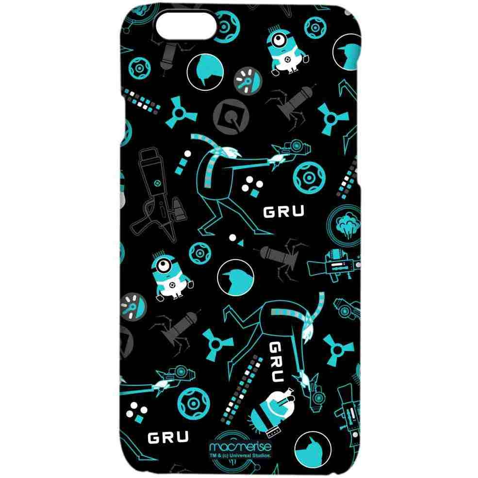 Gru Mania Teal - Pro Case for iPhone 6