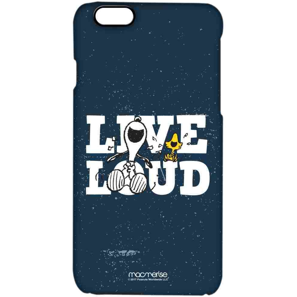 Live Loud Blue  - Pro Case for iPhone 6