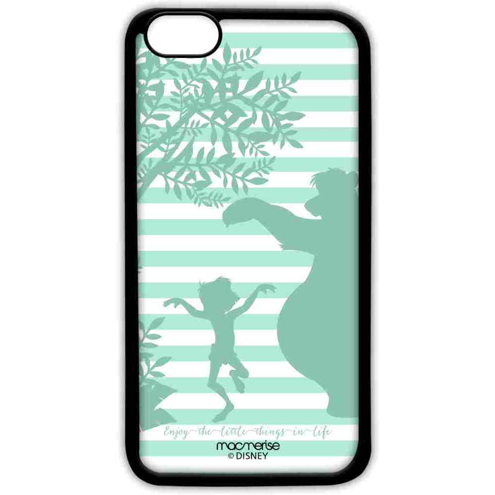 Mowgli and Baloo Stripes - Lite Case for iPhone 6