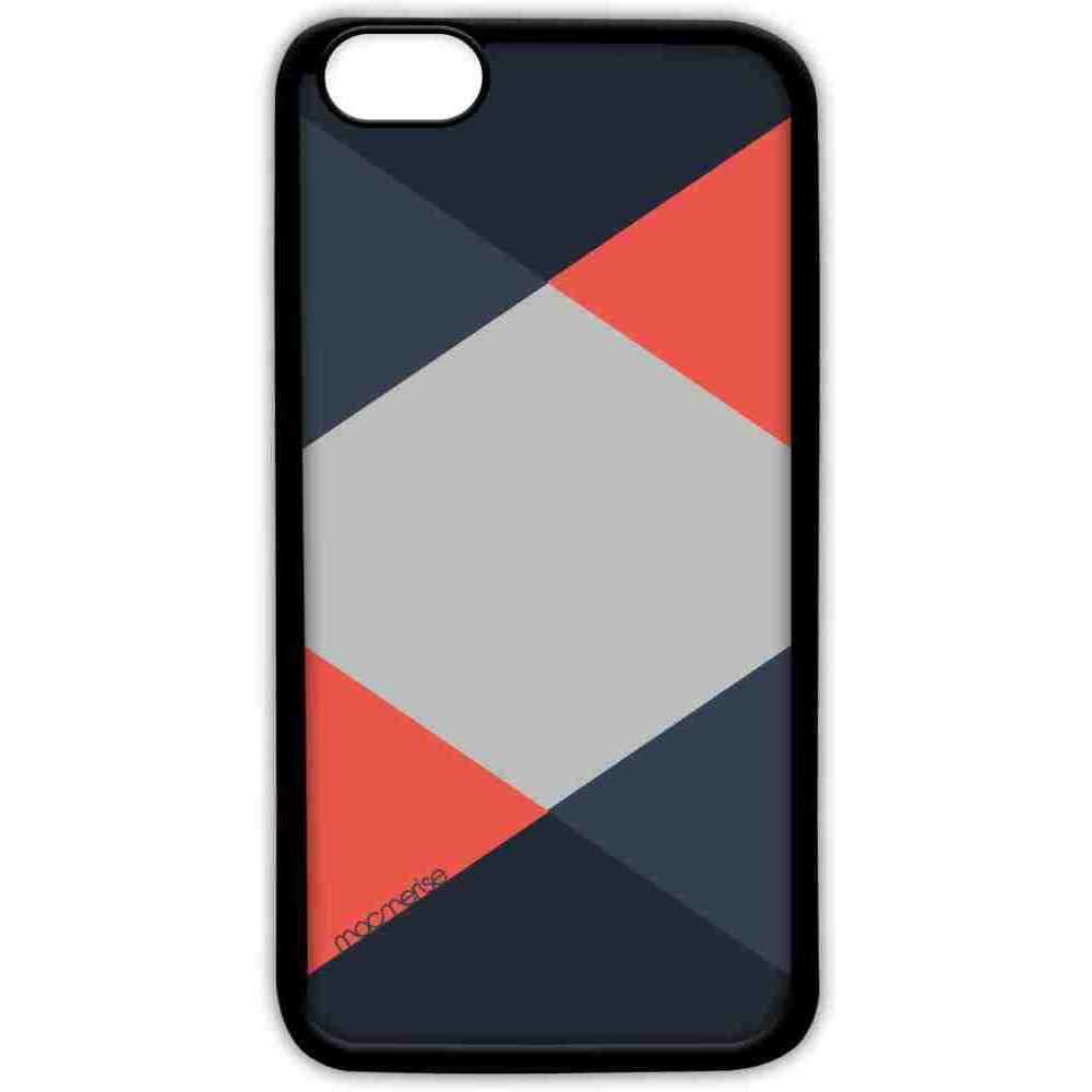 Criss Cross Coral - Lite Case for iPhone 6