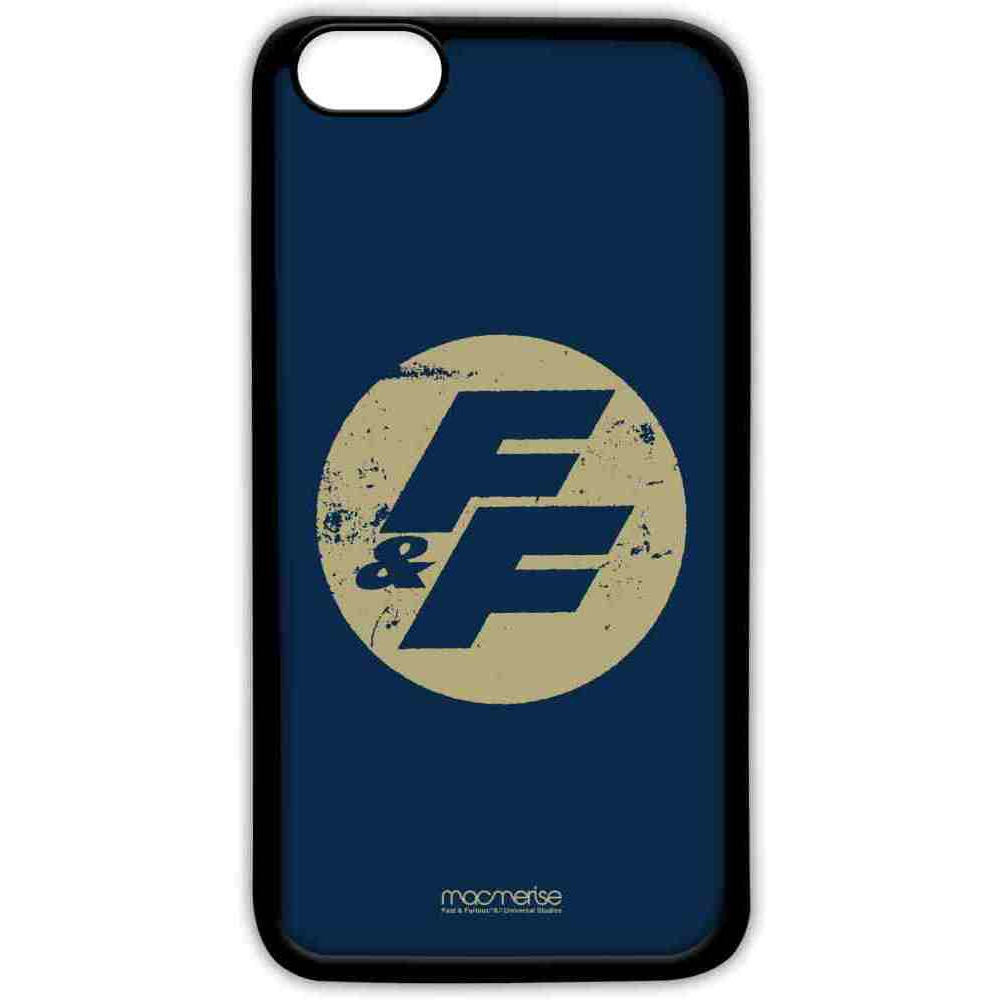F & F Blue - Lite Case for iPhone 6