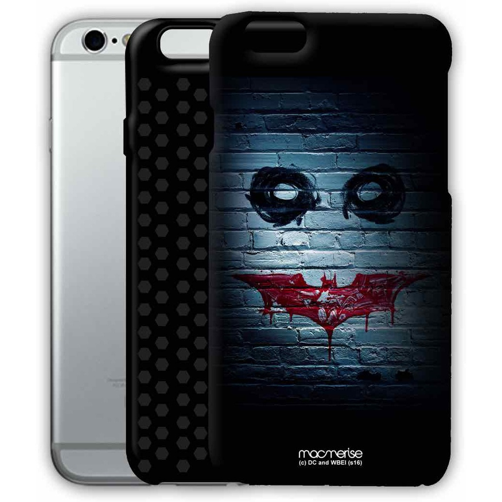 Bat Joker Graffiti - Tough Case for iPhone 6