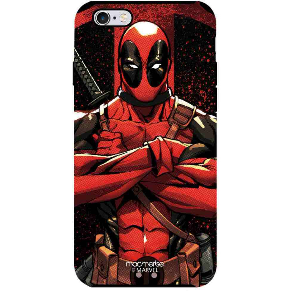 Deadpool Stance - Tough Case for iPhone 6