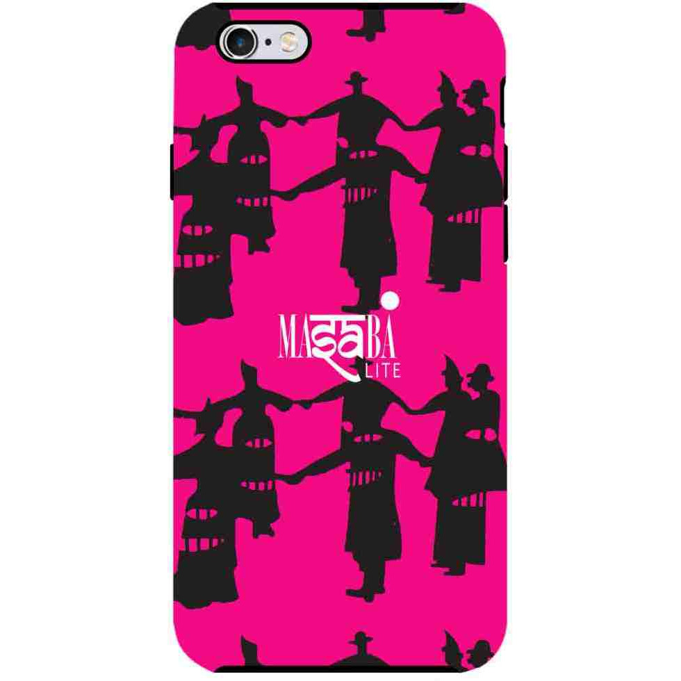 Masaba Pink Varley - Tough Case for iPhone 6