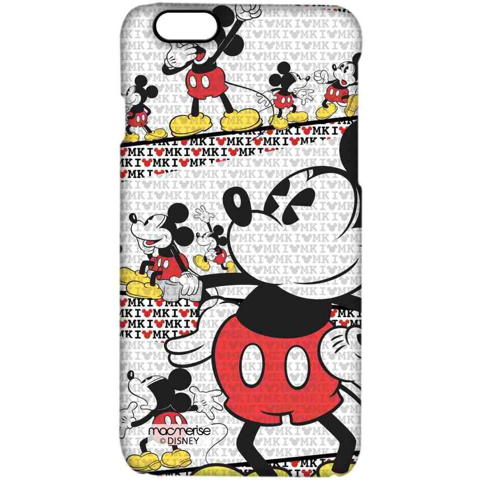 I Heart Mickey - Pro Case for iPhone 6