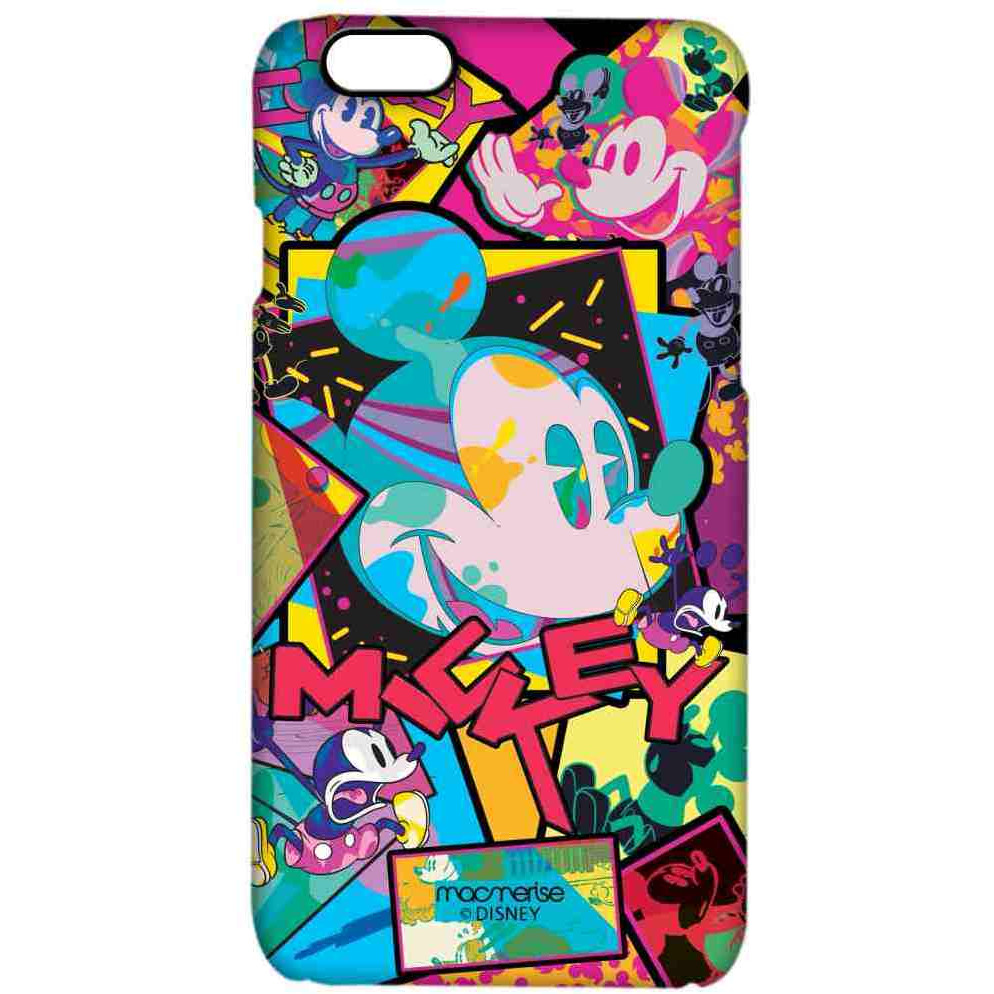 Mickey in Multicolour - Pro Case for iPhone 6