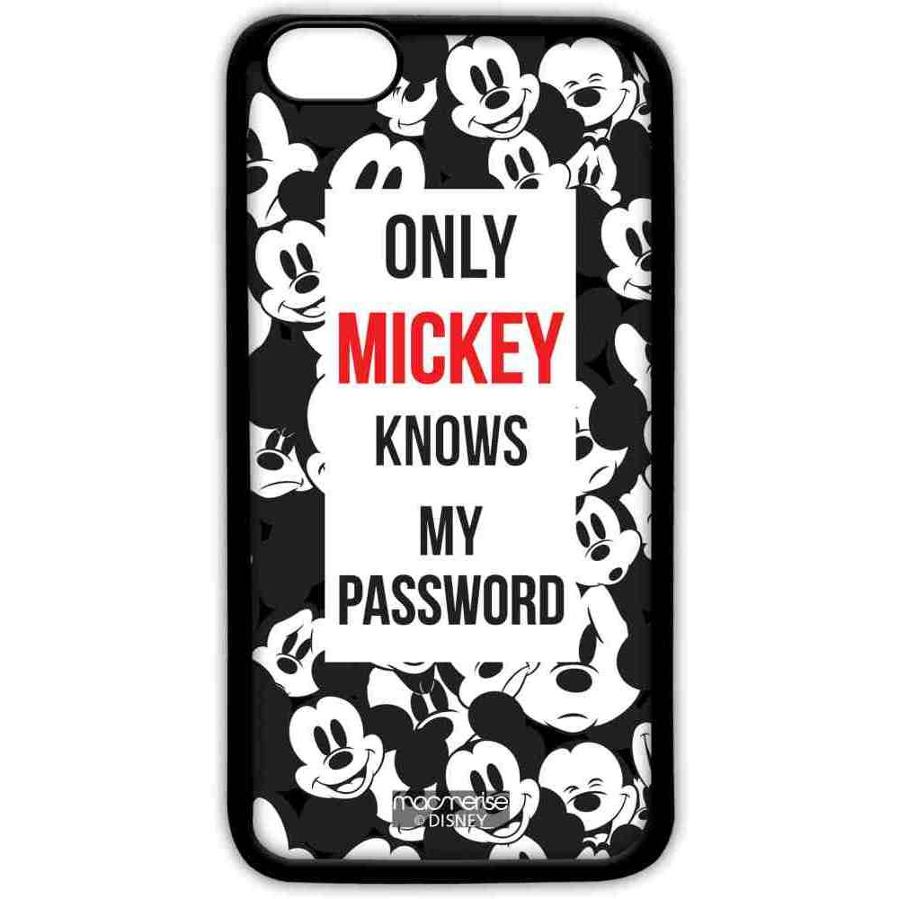 Mickey my Password - Lite Case for iPhone 6
