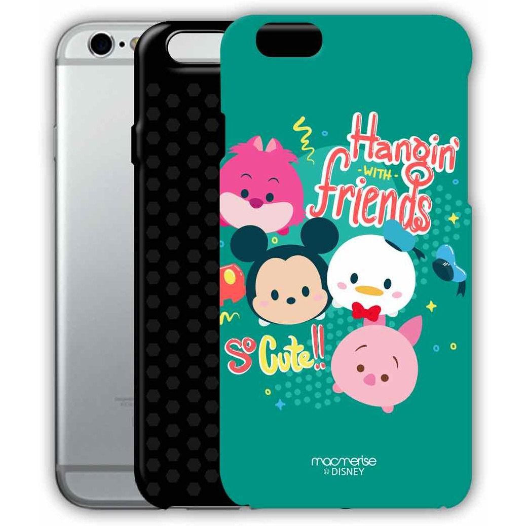 Hanging with Friends - Tough Case for iPhone 6
