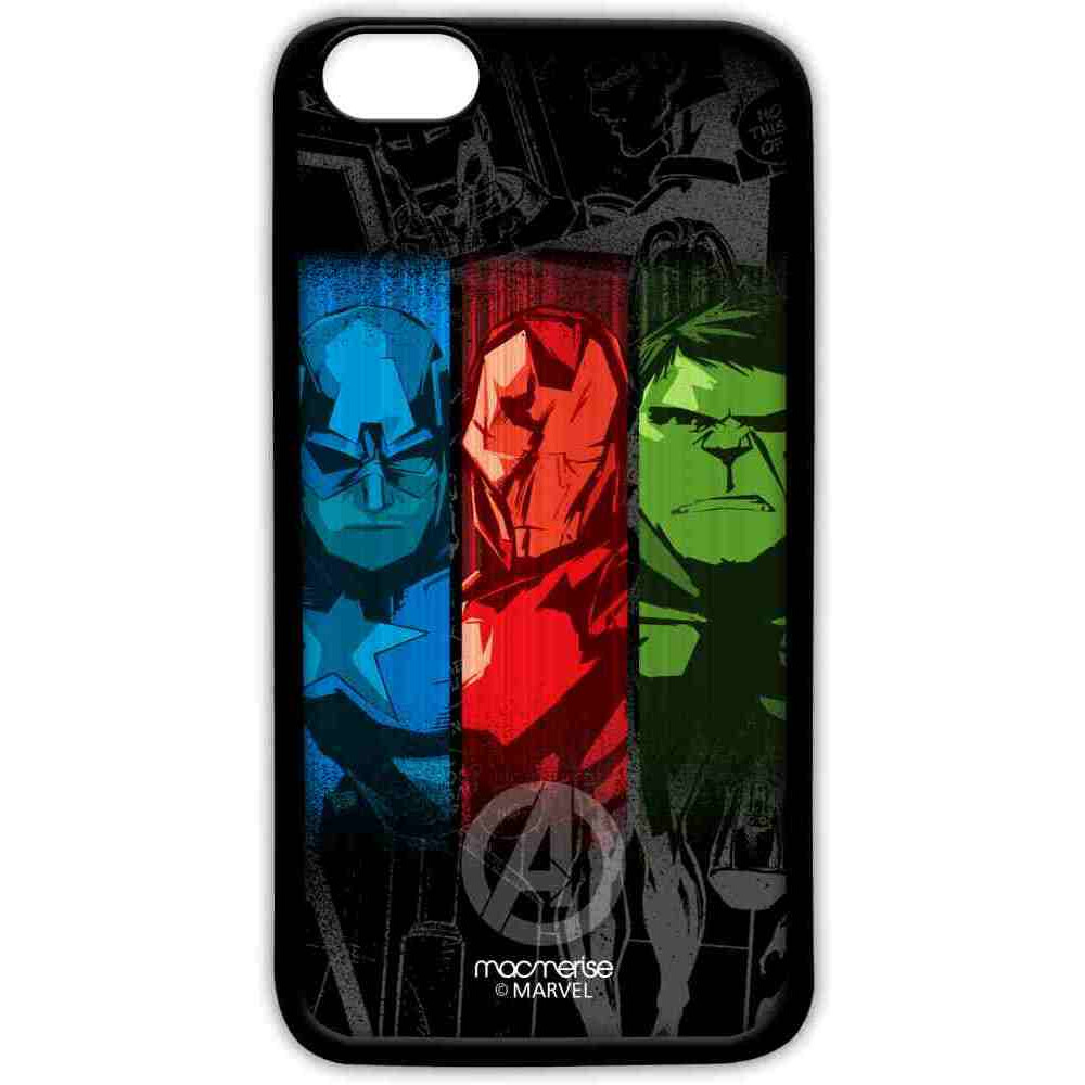 Avengers Sketch - Lite Case for iPhone 6