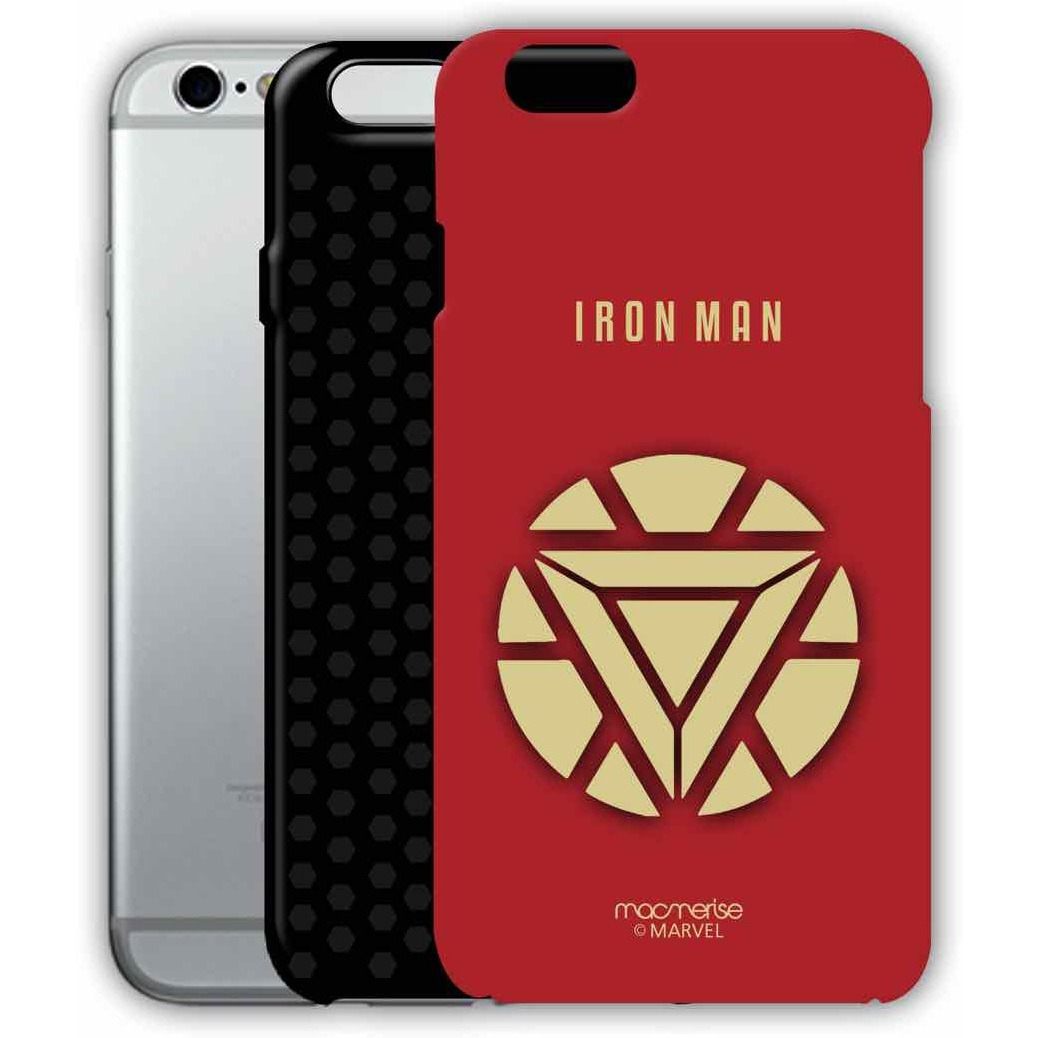 Minimalistic Ironman - Tough Case for iPhone 6