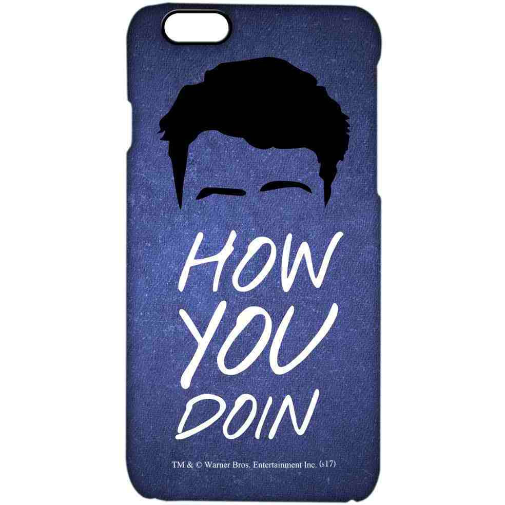 Friends How You Doin - Pro Case for iPhone 6