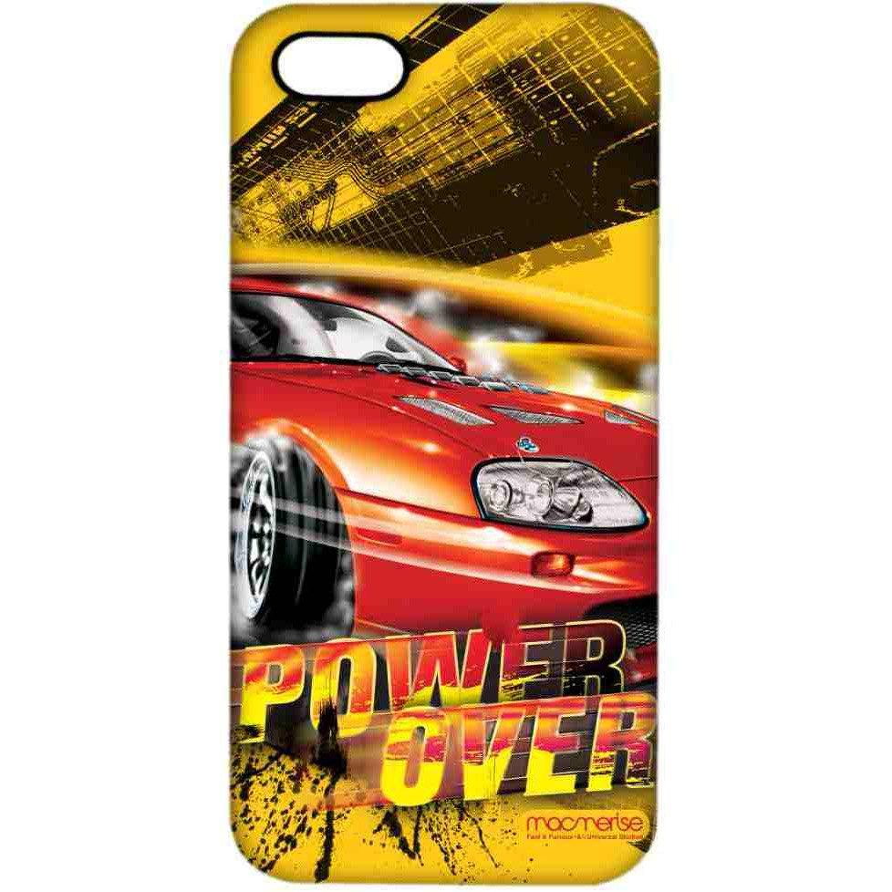 Power Over - Pro Case for iPhone 5/5S