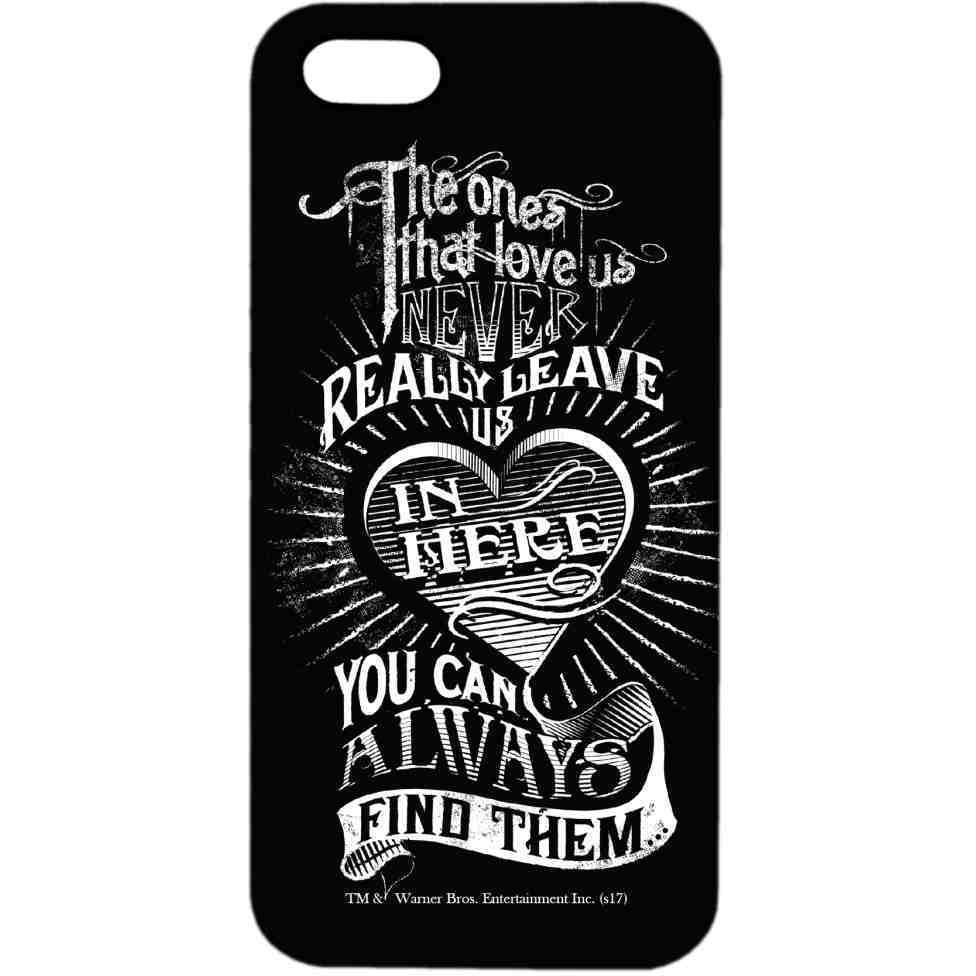Find Loved Ones Black  - Pro Case for iPhone 5/5S
