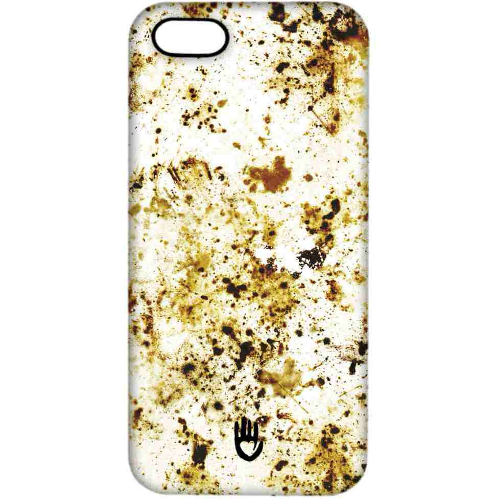 KR Beige Blotch - Pro Case for iPhone 5/5S
