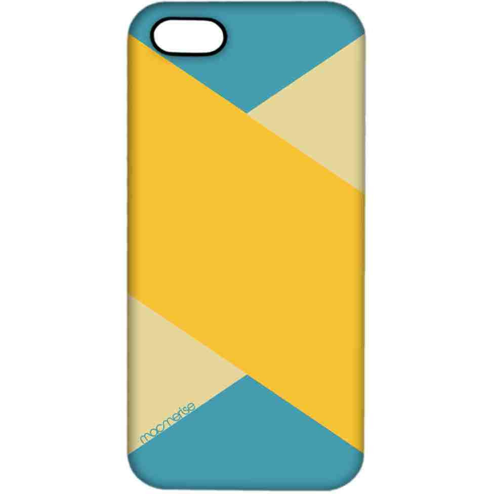 Mustard Stripes - Pro Case for iPhone 5/5S