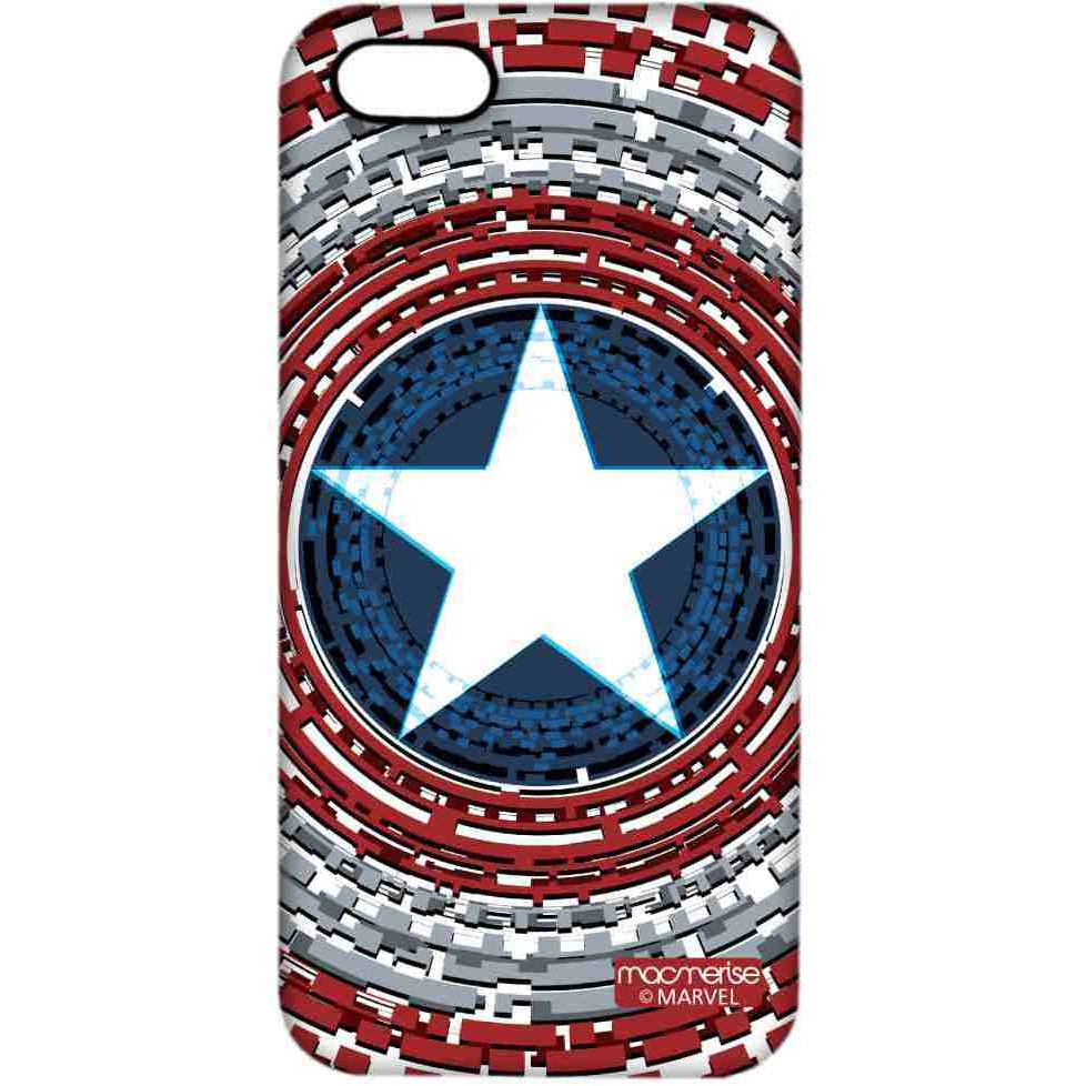 Captains Shield Engineered - Pro Case for iPhone 5/5S