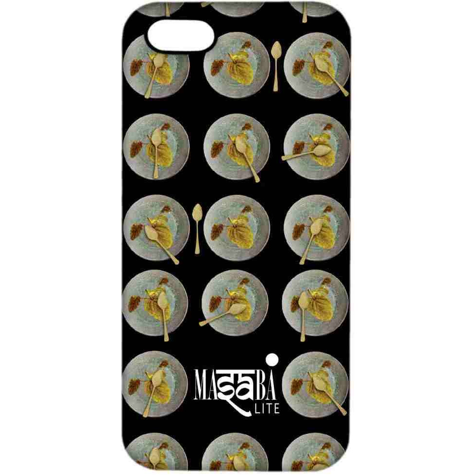 Masaba Plate and Spoons - Pro Case for iPhone 5/5S