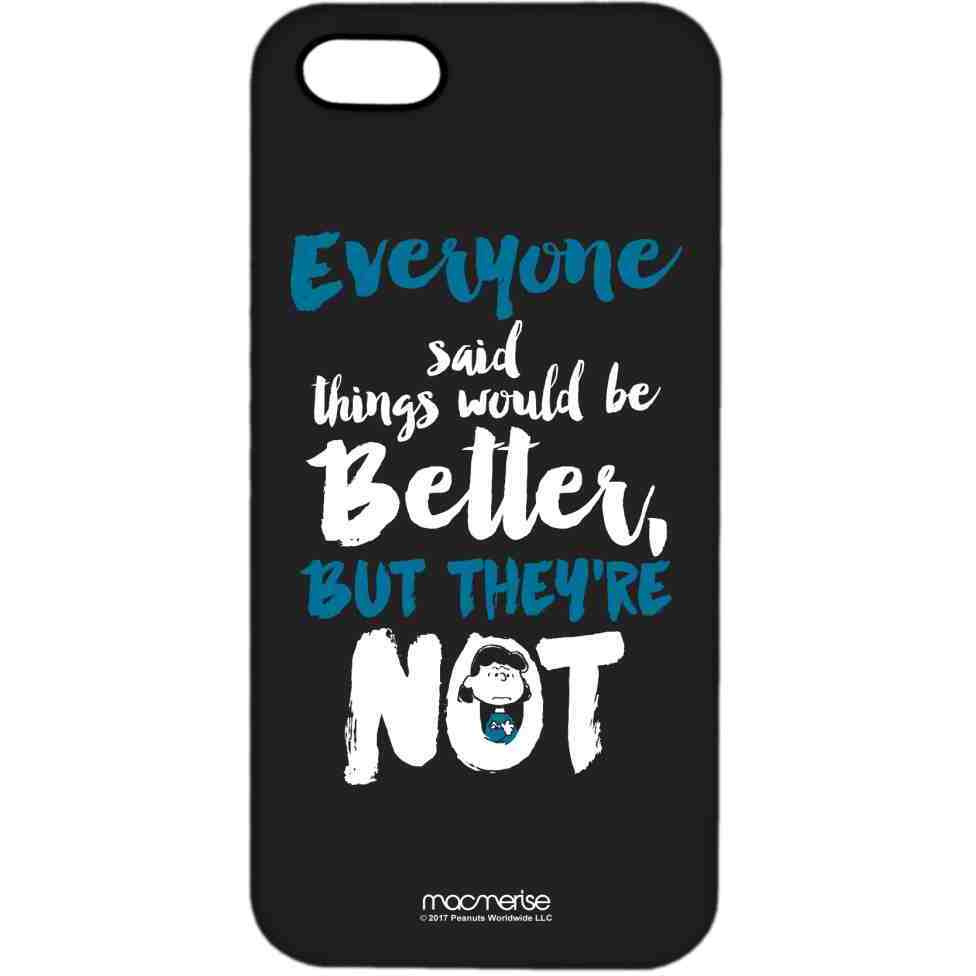 Everyone Better Not  - Pro Case for iPhone 5/5S