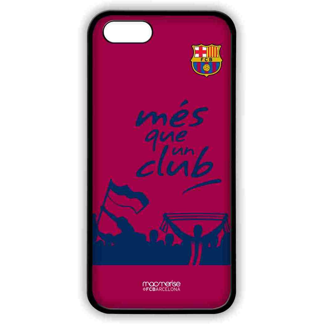 FCB Slogan - Lite Case for iPhone 5/5S